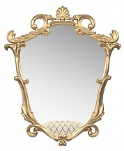 Зеркало «Ренессанс Голд» ажурное